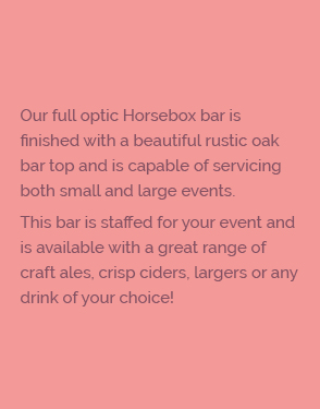 Full Optic bar info