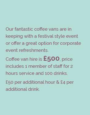 Carlicious Coffee Van info