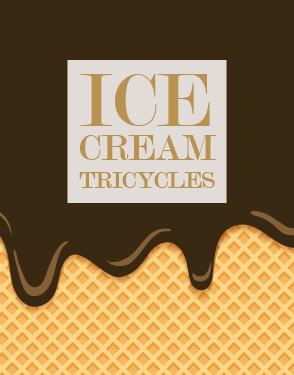 Carlicious Classic Ice-cream Tricycle