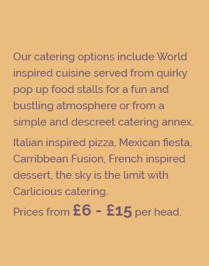 Carlicious World Foods Info