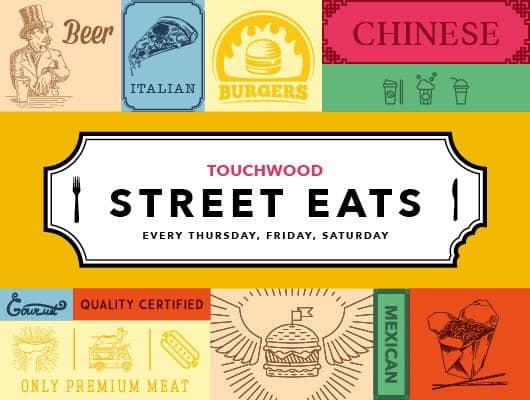 Carlicious Street Eats Advert