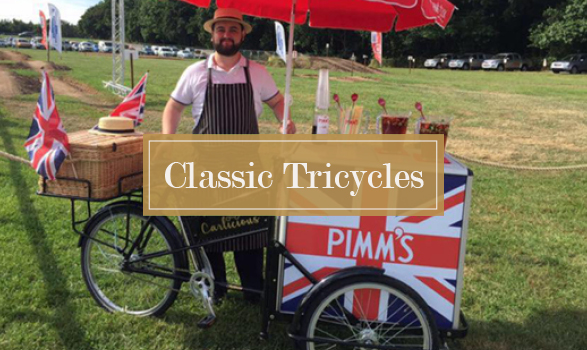 Carlicious Special Occasion Tricycles