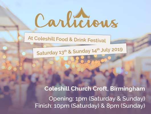 Carlicious Food and Drink Festival